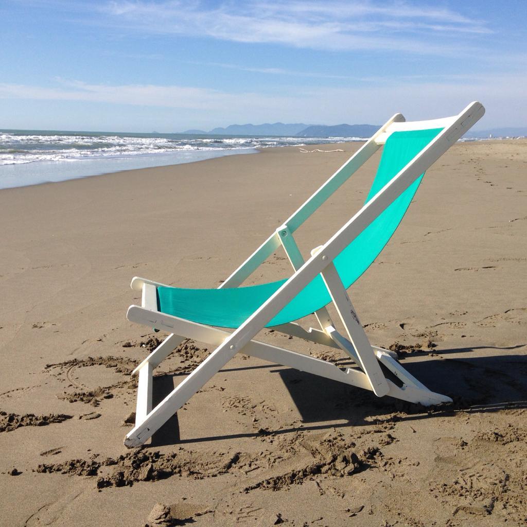 B&B il Raffaellino - sdraio in spiaggia